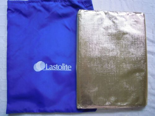 LASTOLITE GOLD REFLECTOR/BACKGROUND